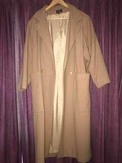 Long Tan Coat