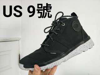 🚚 palladium 帆布輕量運動軍靴,US 9號