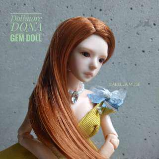 Basic Gem Doll Dona - includes dress, eyes, wig and shoes