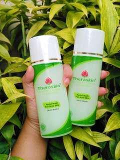 (NEW) Theraskin paket acne white tanpa toner