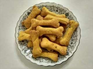 自家製南瓜狗餅