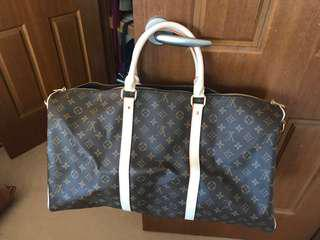 Louis Vuitton weekender bag replica