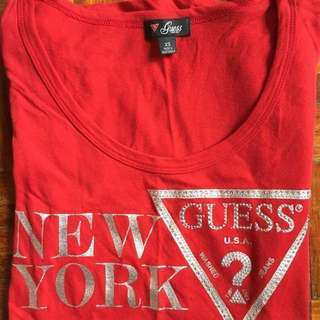 💯 Authentic GUESS Tee Shirt #50under