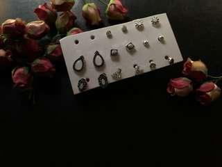 🚚 耳環(內有其他款式可以參考)第一張照片全保留