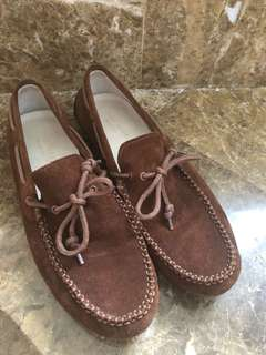 Men's Cole Hawn Suede Loafers - excellent condition!