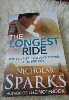Nicholas sparks english novel