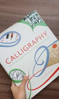 Calligraphy Book