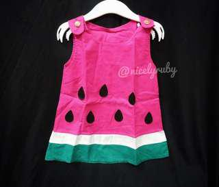 Dress watermelon bangkok