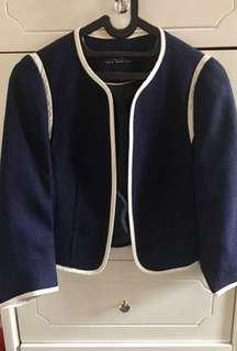 New look blue blazer