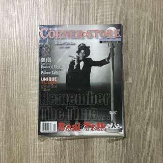 Corner Store Magazine - Michael Jackson