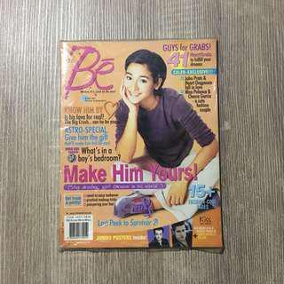 Be Magazine - China Cojuangco