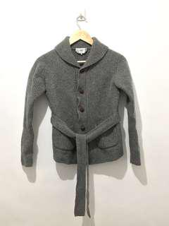 Vintage Gray Coat from Japan