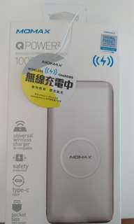 MOMAX Q POWER2 10000mAh 無線 充電器