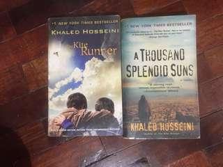 Khalen Hosseini Books