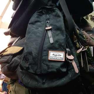 991 Magic Star 迷彩尼龍單肩帶胸口包 Body Bag Sling Bag