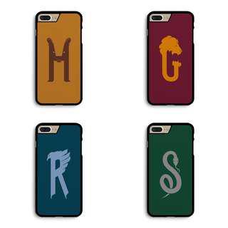 Hogwarts Houses Minimalist Phone Case