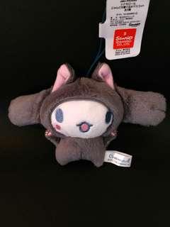 (全新) 玉桂狗 扮貓貓 吊飾 (Brand New) Cinnamoroll turns into cat accessory