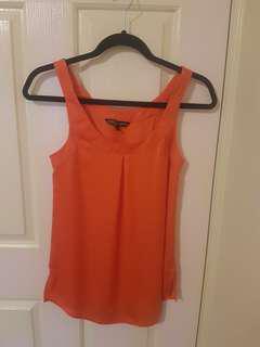 Danni Minogue Singlet orange