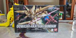 Oowashi Akatsuki Gundam