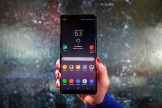 USED Samsung Note 8 with box (nego)