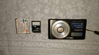 Sony Cyber Shot DSC-W530