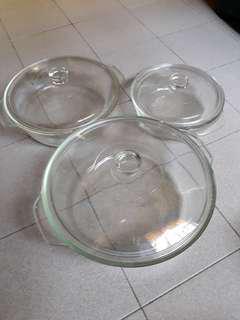 Anchor hocking glass ware
