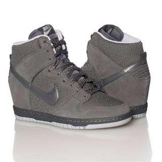 Nike Women Wedge Heel Dunk High 內高踭波鞋