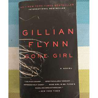 Book - Gone Girl by Gillian Flynn