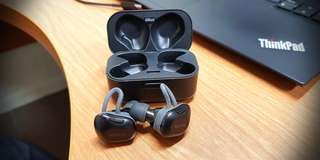 NUARL NT01 - MB (Japanese true wireless earbuds / earphones)