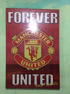 Pajangan Menchester United