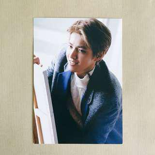 Kris Wu Yifan Miracles in December Official Postcard Set