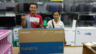 SAMSUNG LED FULL HD TV UA43J5202AXPD