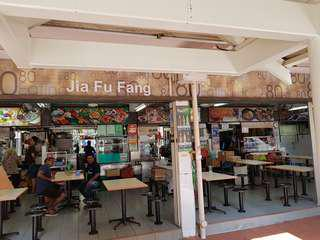 Blk 80 Redhill Food Stall For Rent