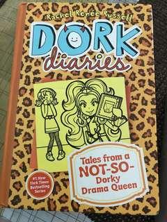 Dork Diaries book 9