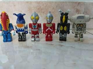 Ultraman Mini Figure