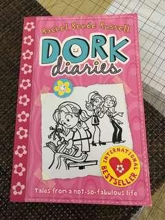 Dork Diaries book 1