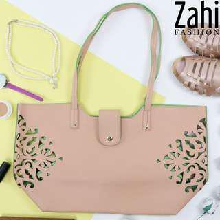 Women's Katrina Leather Fashion Shoulder Bag