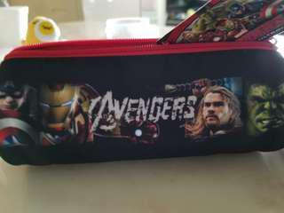 avengers marvel 筆袋