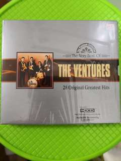 The Ventures–The Very Best Of The Ventures: 28 Original Greatest Hits