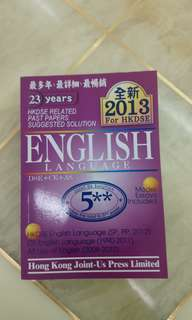Eng HKDSE + CE + AS