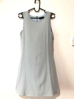 Light Blue Dress The Closet Lover