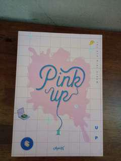 Apink 6th mini album Pink Up