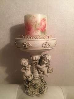 花花蠟燭天使台
