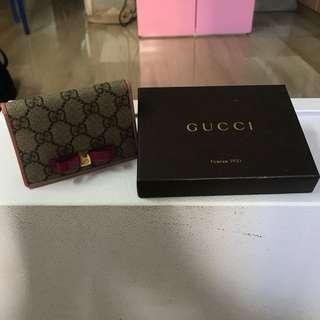 Brand new Gucci cardholder