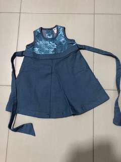Baby Kiko Denim Dress