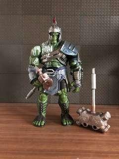 Marvel legends gladiator hulk baf