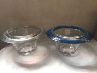厚身水晶玻璃器皿