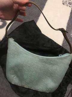 Gucci light blue handbag