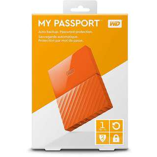 External Hard Disk 1TB (Movie)