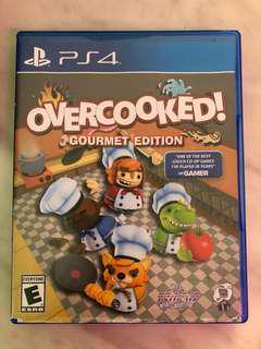 PS4 Overcooked $100 with code